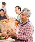 Donate to Fight Senior Hunger