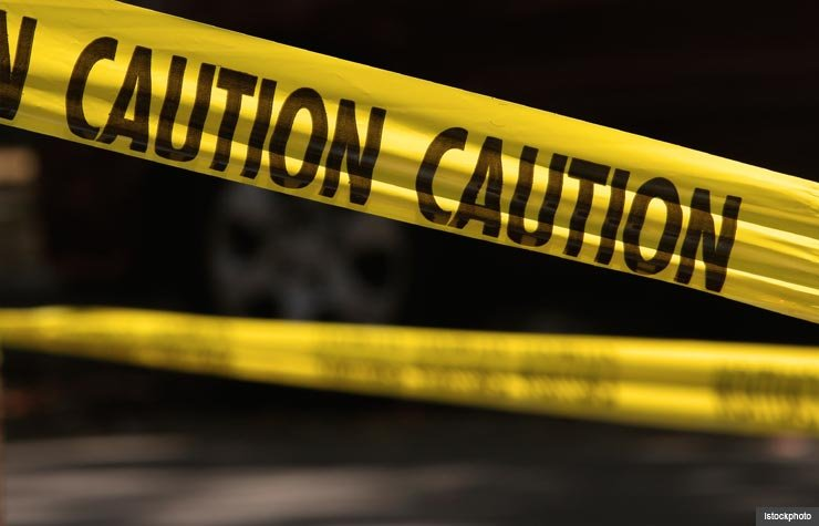 caution tape, elder watch (Istockphoto)