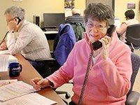 AARP Foundation Volunteer Pat Loftin