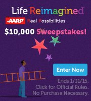 Life Reimagined $10,000 Sweepstakes