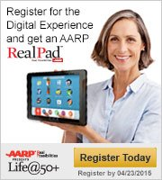 Life at 50+ - Register for the Digital Experience