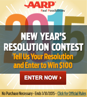 New Year's Resolution Contest 2015