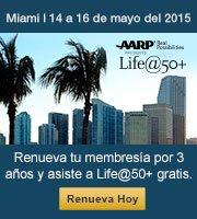 Life@50+ - Miami - Renueva por 3 años