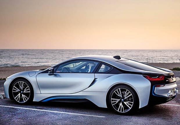 Automóviles que te harán subir la adrenalina - BMW i8