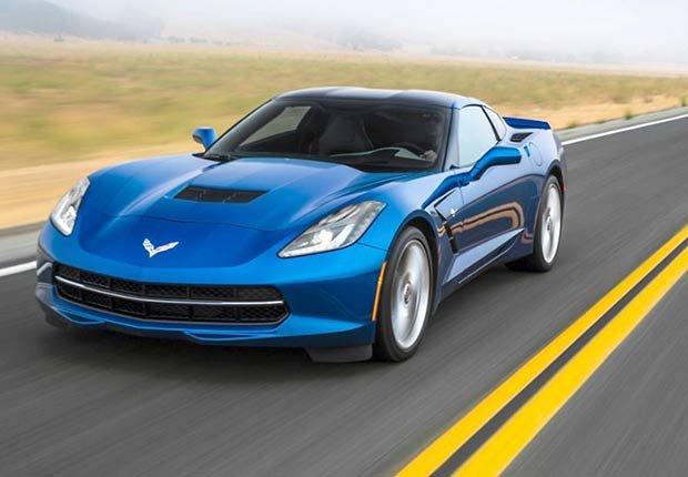 Automóviles que te harán subir la adrenalina - Chevrolet corvette
