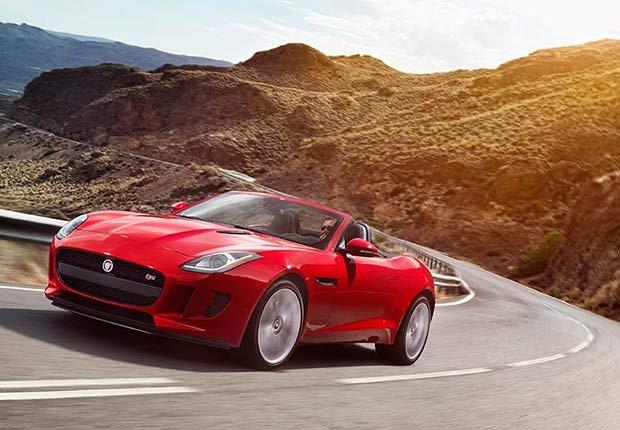 Automóviles que te harán subir la adrenalina - Jaguar F Type