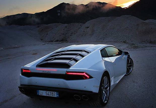 Automóviles que te harán subir la adrenalina - Lamborghini