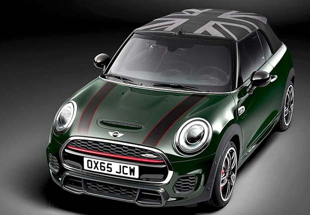 Automóviles que te harán subir la adrenalina - Mini Cooper