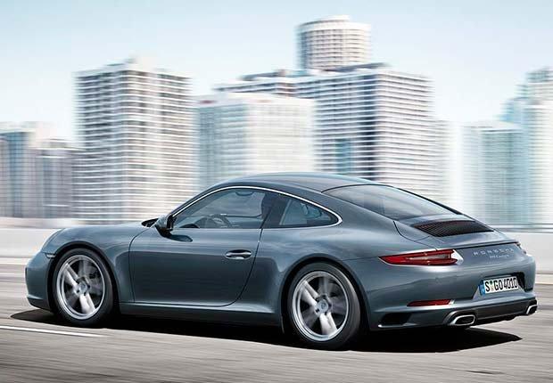 Automóviles que te harán subir la adrenalina - Porsche 911