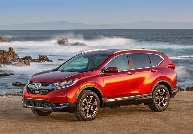 2017 Honda CR-V - Los mejores autos para viajar en la carretera