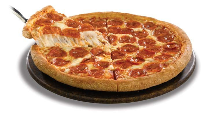 Pepperoni Pizza, Papa Johns Superbowl promotion for AARP members