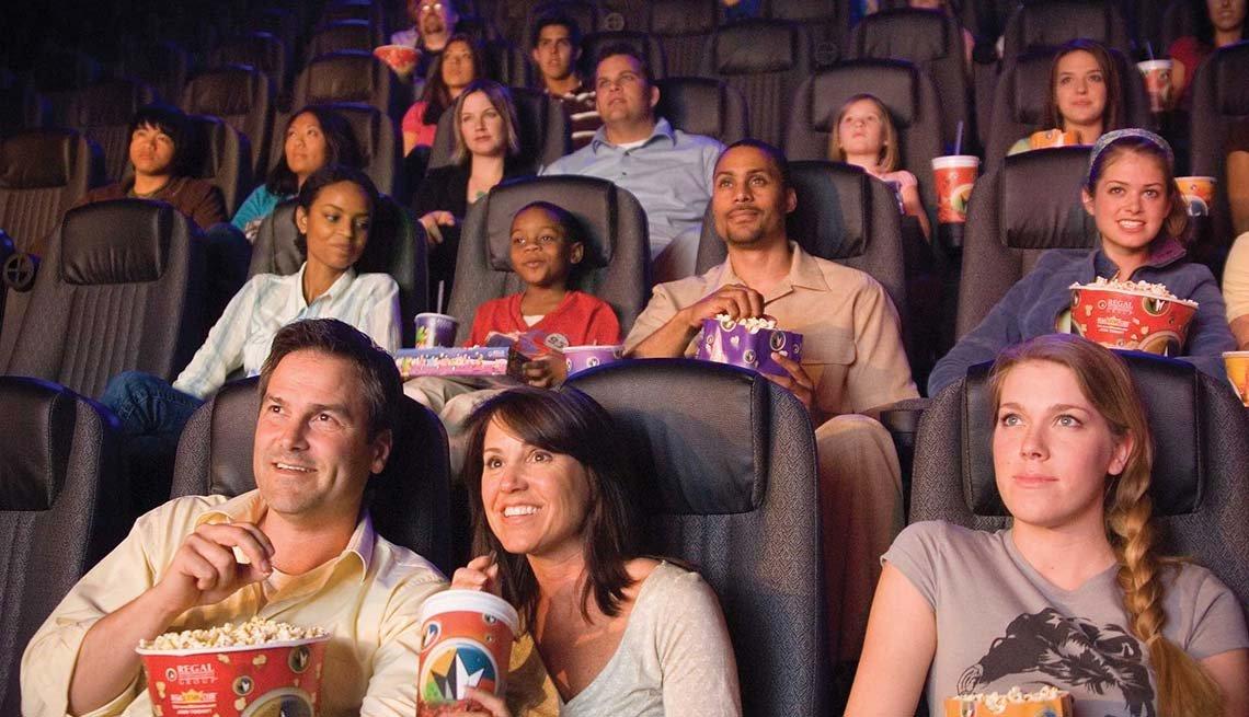 Regal Cinemas Popcorn and Soda, an AARP Member Benefit