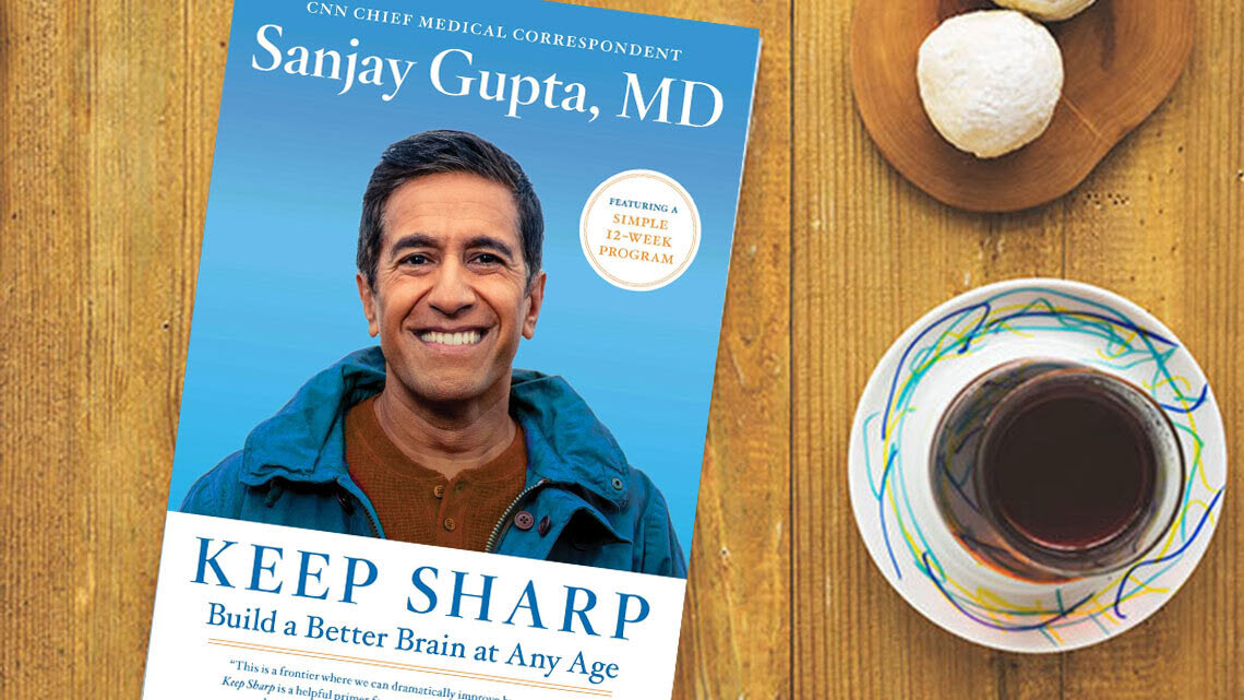 Keep Sharp: Build a Better Brain at Any Age Book