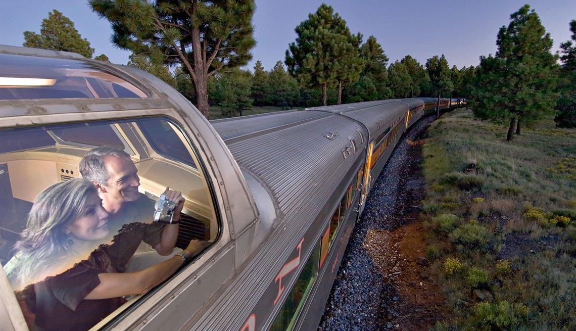 Grand Canyon Railway >> Grand Canyon Railway Discount An Aarp Member Benefit