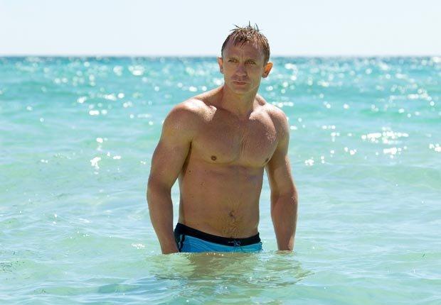 Daniel Craig - 50 años de James Bond: Desde Sean Connery a Daniel Craig