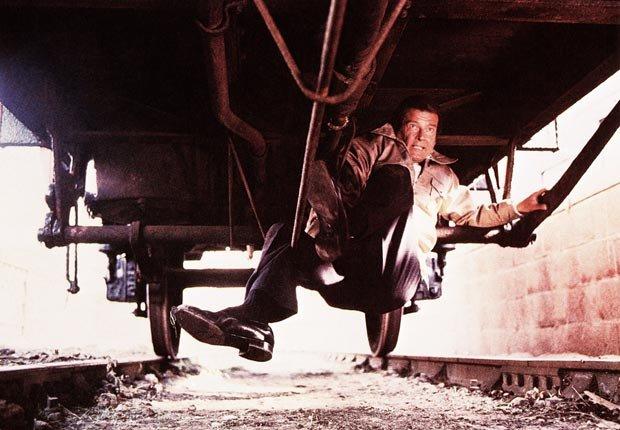 Roger Moore - 50 años de James Bond: Desde Sean Connery a Daniel Craig