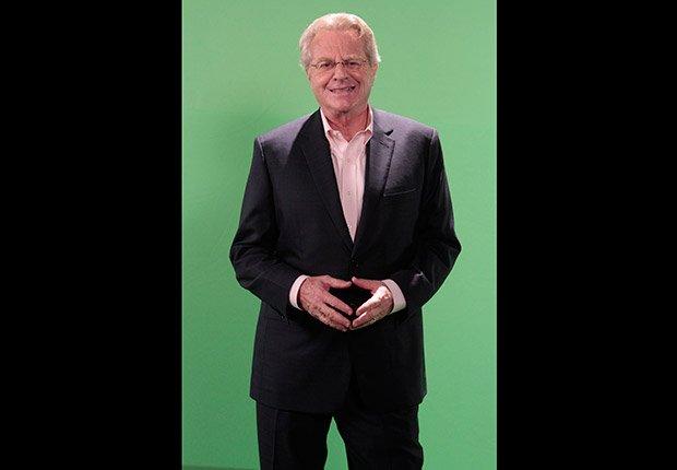 Jerry Springer cumple 70 años en febrero - Cumpleaños de Febrero