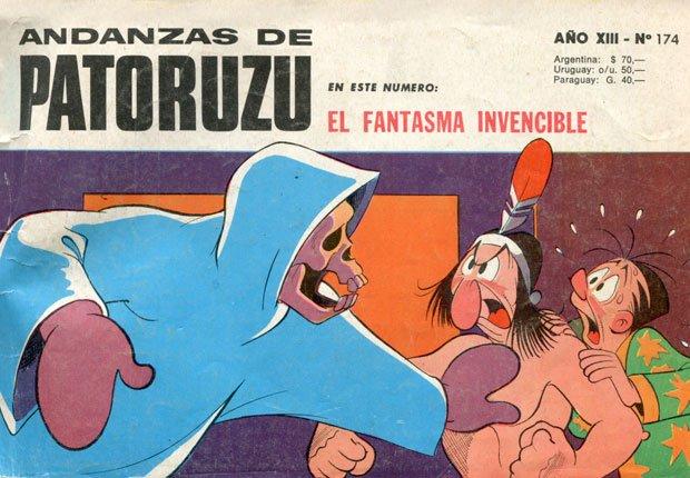 Patoruzu - Superheroes latinoamericanos