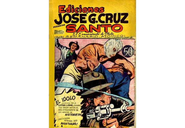 Santo - Superheroes latinoamericanos