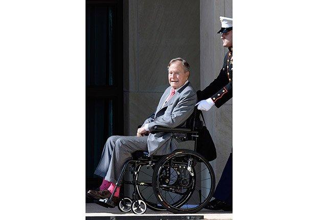 George H. W. Bush cumple 90 años este junio - Cumpleaños en junio