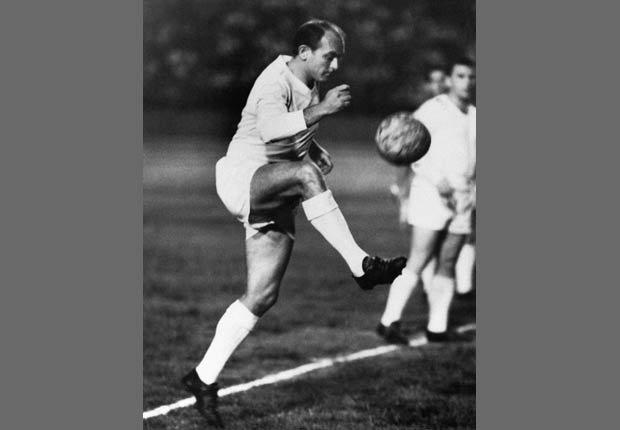 Alfredo di Stefano - Los mejores goleadores de todos los tiempos