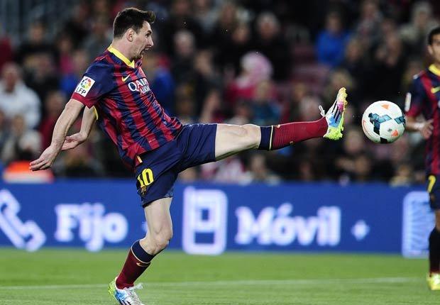 Messi - Los mejores goleadores de todos los tiempos