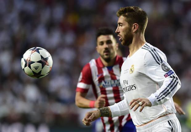 Sergio Ramos - El equipo de ensueño de fútbol