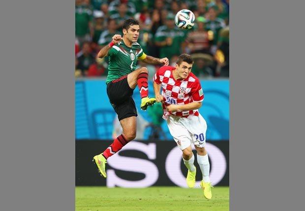 Rafael Márquez de la selección de México - Curiosidades del Mundial de fútbol de Brasil 2014