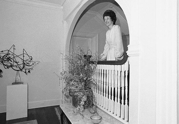 Joan Mondale. 2014 Celebrity Obituaries.