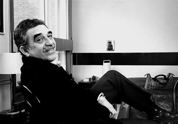 Gabriel Garcia Marquez. 2014 Celebrity Obituaries.