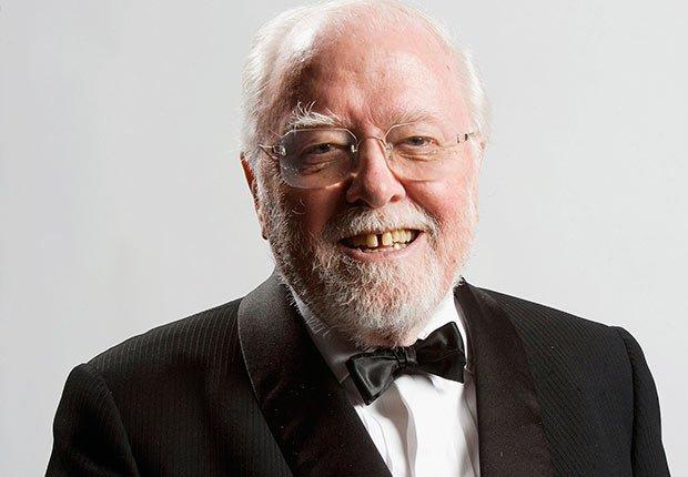 Richard Attenborough, 2014 Celebrity Obituaries