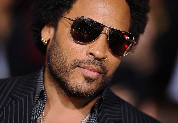 Lenny Kravitz, Bellos y bellas de más de 50