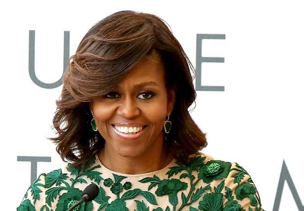 Michelle Obama - Bellos y bellas de más de 50
