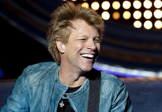 No Way They're 50 Plus Celebrities Jon Bon Jovi