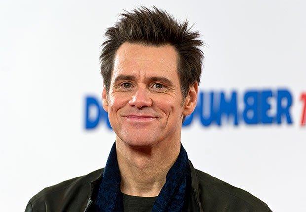 Jim Carrey - Famosos que dejaron los estudios y hoy son millonarios