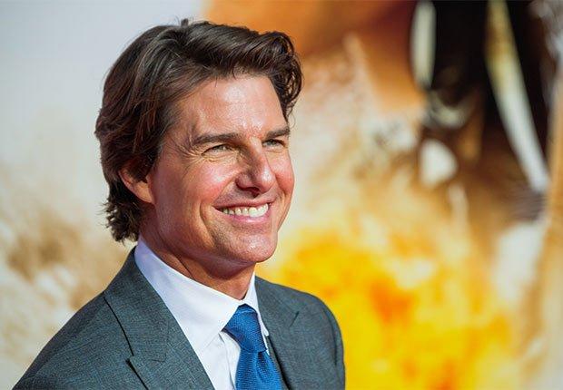 Tom Cruise  - Famosos que dejaron los estudios y hoy son millonarios