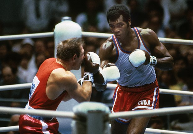 Teófilo Stevenson: Boxeo - Pioneros olímpicos hispanos