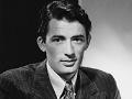 Retrato de Gregory Peck