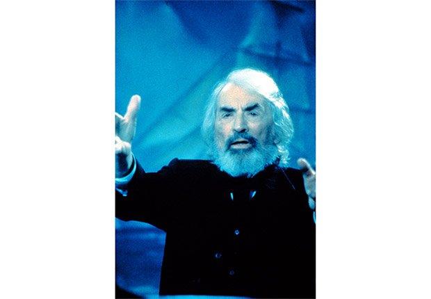 Gregory Peck en una escena de la película 'Moby Dick' - Carrera del actor en Hollywood
