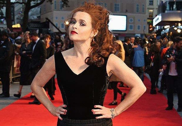 Helena Bonham Carter, 50, cumpleaños en mayo