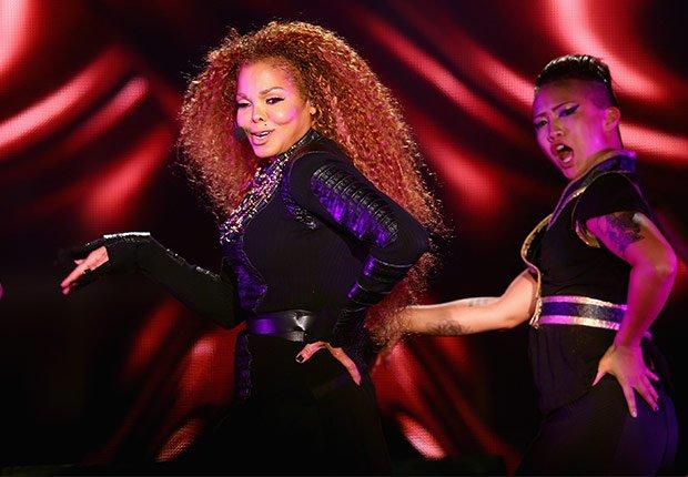 Janet Jackson, 50, cumpleaños en mayo