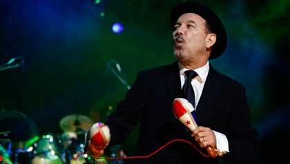 Ruben Blades en concierto