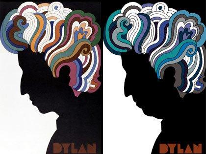 Dylan/Milton Glaser Poster