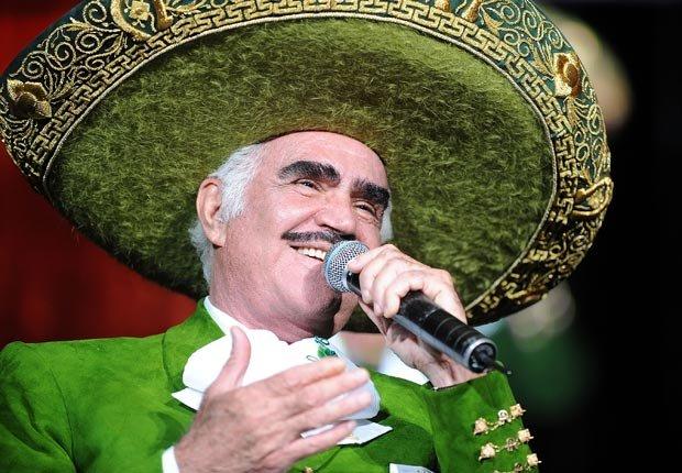 Vicente Fernández - 10 rancheras inolvidables y sus intérpretes más famosos