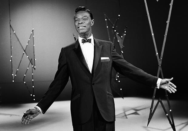 Nat King Cole - Boleros inolvidables