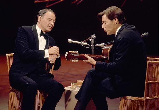 Frank Sinatra y Antonio Carlos Jobim - 100 años de su natalicio