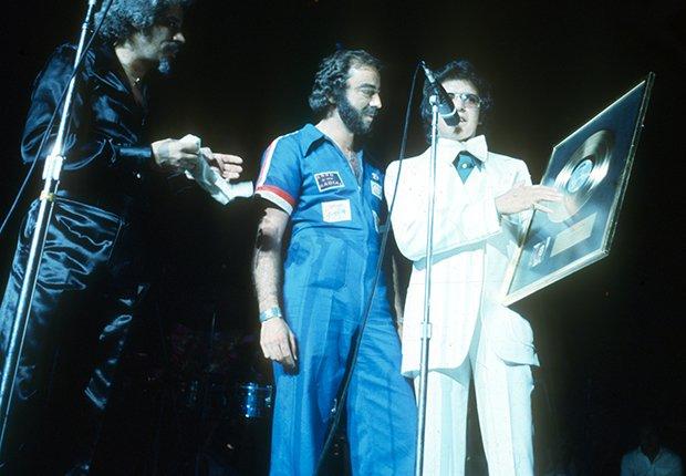 Héctor Lavoe a fugaz reconocimiento discográfico por su Gold Album