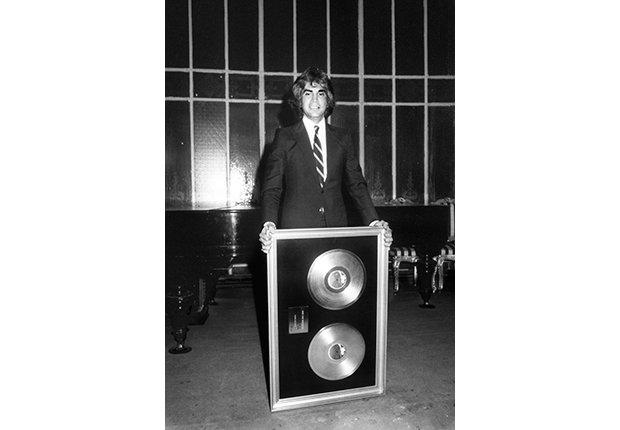 Jose Luis Rodríguez, El Puma. Un recorrido a la carrera del cantante venezolano. Madrid, 1982