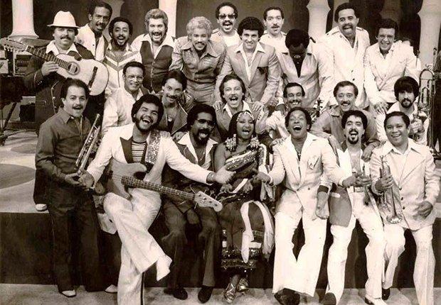 Cinco décadas de música de la segunda mitad del siglo 20 - Fania All-Stars