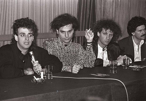 Cinco décadas de música de la segunda mitad del siglo 20 - Soda Stereo